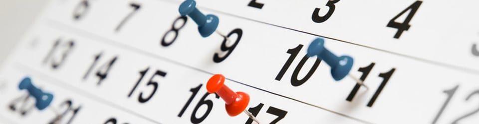 School Calendar & Events